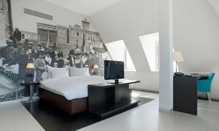 Suite Junior Founder - Inntel Hotels Amsterdam Zaandam - Amsterdam