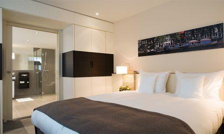Suite Embajador - Mövenpick Hotel Amsterdam City Centre - Ámsterdam