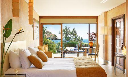 Bungalow Supérieur avec Vue Mer - Cape Sounio Grecotel Exclusive Resort - Athènes
