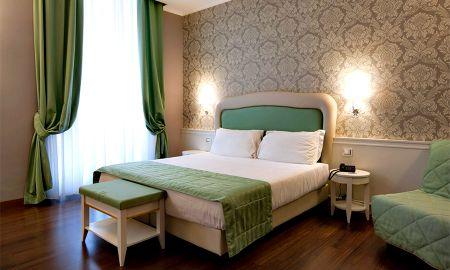 Номер атегории комфорт - Hotel Dei Borgia - Rome