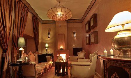 Grand Master Suite Panthère - Riad Noir D'Ivoire - Marrakech