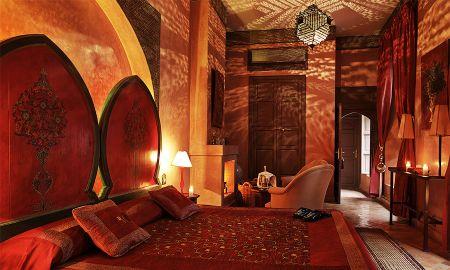 Junior Suite Renard des Sables - Riad Noir D'Ivoire - Marrakech