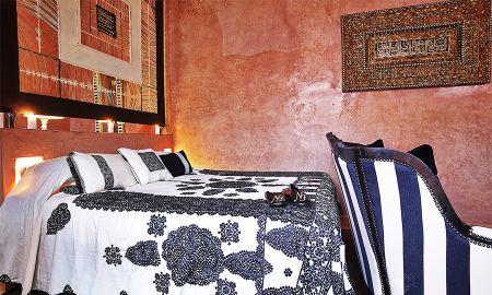 Master Suite Zèbre - Riad Noir D'Ivoire - Marrakech