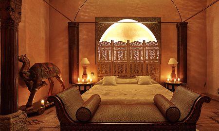 Master Suite Chameau - Riad Noir D'Ivoire - Marrakech