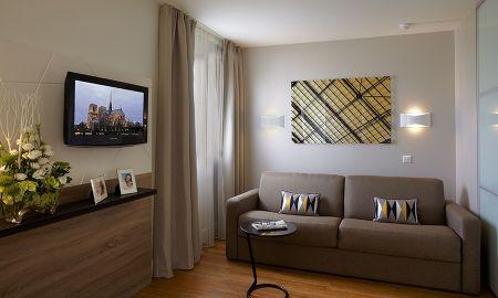 Appartement Une Chambre - Citadines Tour Eiffel Paris - Paris