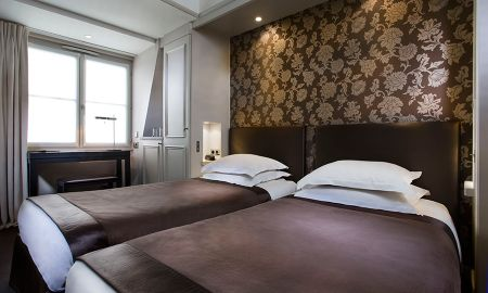Twin Superior-Zimmer - Hôtel Duo - Paris
