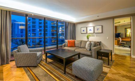 Suite Deluxe Dos Dormitorios - Chatrium Residence Sathon Bangkok - Bangkok