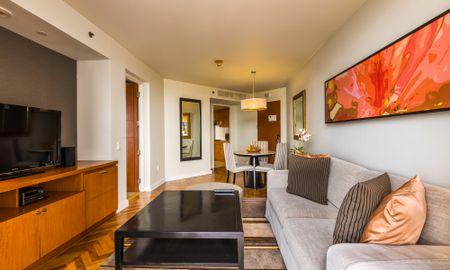 Suite Deluxe Un Dormitorio - Chatrium Residence Sathon Bangkok - Bangkok