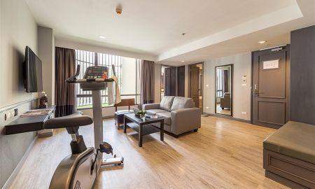 Suite Ejecutiva - Well Hotel Bangkok - Bangkok