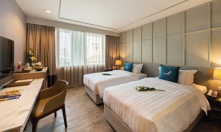 Habitación Superior - Well Hotel Bangkok - Bangkok