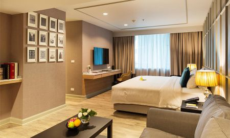 Habitación Ejecutiva - Well Hotel Bangkok - Bangkok