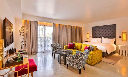 Suite Prestige - 2Ciels Boutique Hôtel - Marrakech