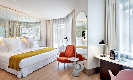 Chambre Premium - Barceló Torre De Madrid - Madrid