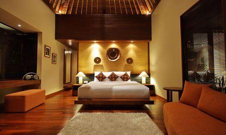 Zwei Schlafzimmer Villa - Privat-Pool - The Griya Villas And Spa - Bali
