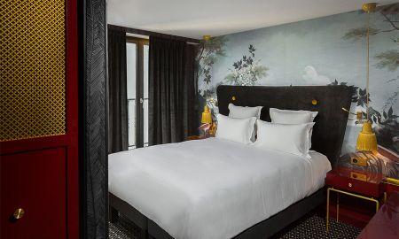 Chambre Sophistiquée - Snob Hotel By Elegancia - Paris