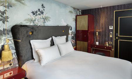 Chambre Impertinente - Snob Hotel By Elegancia - Paris