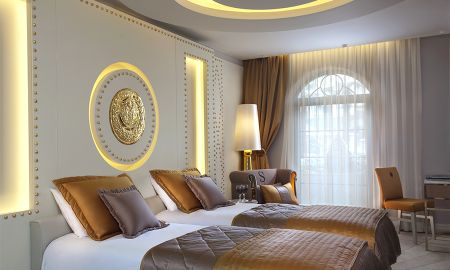 Deluxe Double Room - Sura Design Hotel & Suites - Istanbul
