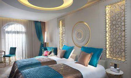 Quarto Duplo Deluxe com Varanda - Sura Design Hotel & Suites - Istambul