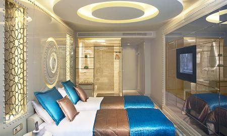 Quarto Triplo Deluxe - Sura Design Hotel & Suites - Istambul
