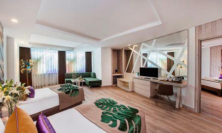 Be Family A Room - Delphin BE Grand Resort - Antalya