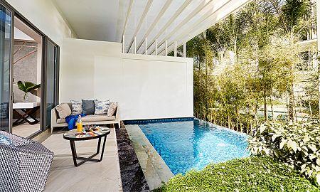 Habitación Doble - Piscina Privada & Vista al Jardín - The Lind Boracay - Borácay