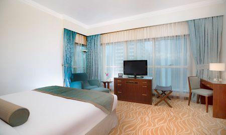 Suite Quarto Único - Majlis Grand Mercure Residence Abu Dhabi - Abu Dhabi