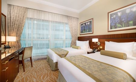 Suite Dois Quartos - Majlis Grand Mercure Residence Abu Dhabi - Abu Dhabi
