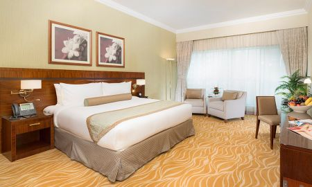 Estúdio King - Majlis Grand Mercure Residence Abu Dhabi - Abu Dhabi