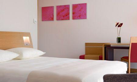 Standard Queen Room - Novotel Berlin Am Tiergarten - Berlin