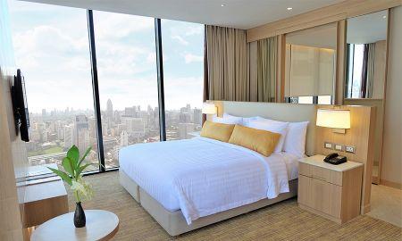 Ejecutiva Suite Vista al Cielo - SKYVIEW Hotel Bangkok - Bangkok