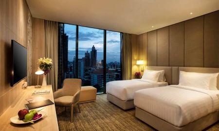Habitaciòn Grand Club Premier - SKYVIEW Hotel Bangkok - Bangkok