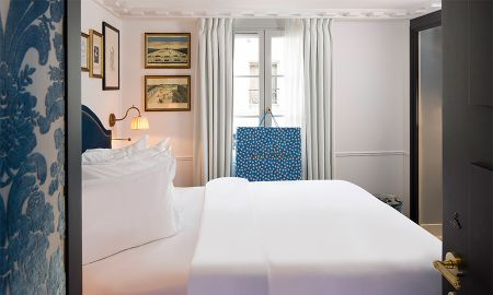 Chambre Double La Chambre - La Chambre Du Marais - Paris