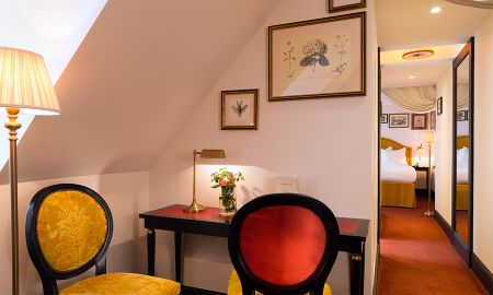 Suite Junior Pierre - La Chambre Du Marais - Paris