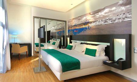 Suite Diplomatique - Jupiter Lisboa Hotel - Lisbonne