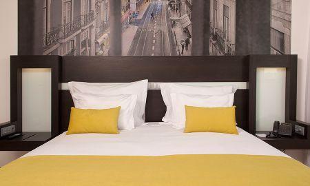 Chambre Supérieure Double - Jupiter Lisboa Hotel - Lisbonne