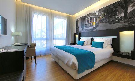 Chambre Standard - Jupiter Lisboa Hotel - Lisbonne