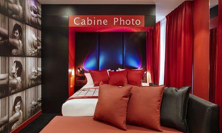 Suite Cabine - Déclic Hotel - Paris