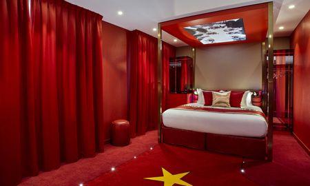 Suite Paparazzi - Déclic Hotel - Paris