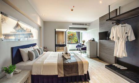 Люкс Canal - Nouvo City Hotel - Bangkok