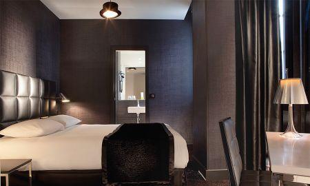 Chambre Classique Double - First Hotel Paris Tour Eiffel - Paris