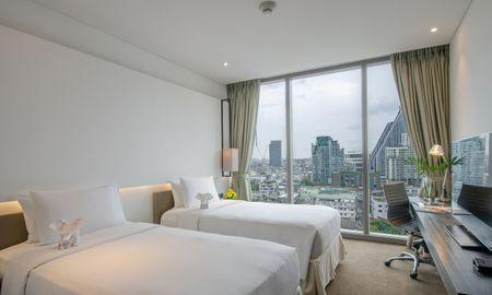 Habitación Deluxe - Amara Bangkok Hotel - Bangkok