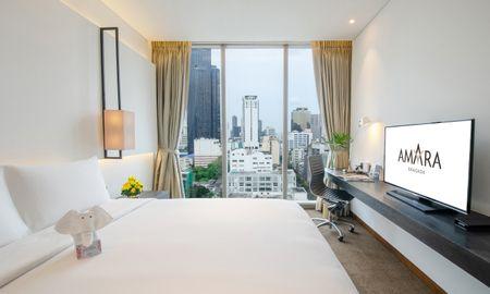Habitación Ejecutiva - Amara Bangkok Hotel - Bangkok