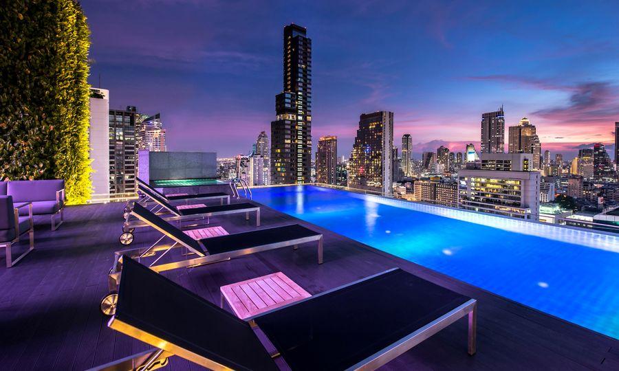 Amara Bangkok Hotel Reservierung Informationen