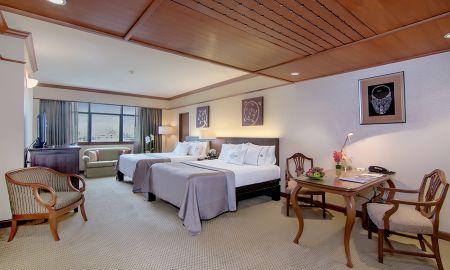 Habitación Familial Premier - The Sukosol Hotel Bangkok - Bangkok