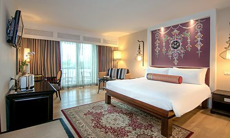 Executive Deluxe Zimmer - Siam Bayshore Resort Pattaya - Pattaya