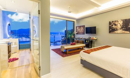 Sky Suite With Plunge pool - Indochine Resort And Villas - Phuket