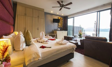Deluxe Double Room With Spa Bath - Indochine Resort And Villas - Phuket