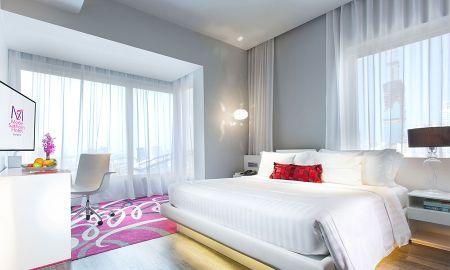 Habitación Deluxe - Mode Sathorn Hotel - Bangkok