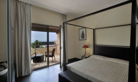 Chambre Classique - Vue Jardin - Falconara Charming House & Resort - Sicile