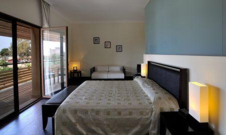 Suite Junior Club House - Vue Mer - Falconara Charming House & Resort - Sicile